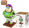 Конструктор LOZ iBlock Fun 9131 Toy Story Series Buzz (190 частей)