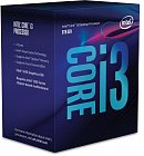 Процессор INTEL Core i3 8300, LGA 1151v2 BOX (bx80684i38300  s r3xy)