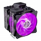 Кулер COOLER MASTER MasterAir MA620P, 600-2400 RPM, 200W, RGB LED fan, RGB lighting controller, Full Socket Support
