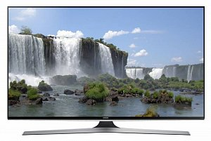 "40"" Телевизор SAMSUNG 40J6390 черный (FullHD, 1920x1080, 1080p, 200Гц, WiFi, DVB-T2, 3xHDMI, 3xUSB, Smart TV, VESA 200x"