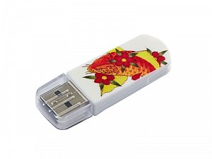 Флешка   8Gb VERBATIM Store n Go Mini Tattoo Edition 49882 Рыба