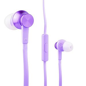 Гарнитура XIAOMI Mi In-Ear Basic фиолетовый