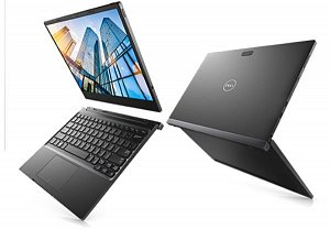 "Ноутбук DELL Latitude 7285 i5 7Y54/8Gb/SSD 256Gb/615/12.3""/IPS/HD/W10ProSL64/black/WiFi/B (7285-8701)"
