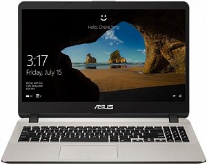 "15.6"" Ноутбук ASUS X507UA-BQ072T i3 6006U 4Gb, 1Tb, HD Graphics 520, Windows 10, 90NB0HI2-M0"