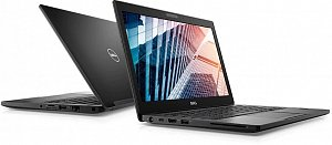 "Ноутбук DELL Latitude 7290 i5 8250U/8Gb/SSD 256Gb/620/12.5""/IPS/HD/W10Pro/black (7290-1610)"