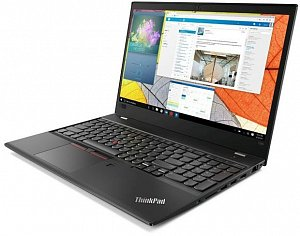 "15"" Ноутбук LENOVO ThinkPad T580, 15"", i7 8550U 8Gb, 512Gb SSD, UHD Graphics 620, W10 Pro"
