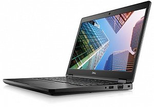 "Ноутбук DELL Latitude 5490, 14"", i5 8250U 8Gb, 256Gb SSD, UHD Graphics 620, Linux, 5490-1528, черн"
