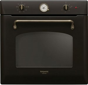Духовой шкаф HOTPOINT-ARISTON FIT 804 H AN HA, антрацит