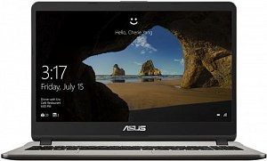 "15.6"" Ноутбук ASUS VivoBook X507UB-BQ256T i5 7200U (4Gb, 500Gb, GeForce Mx110 -2Gb) Win10 (90NB0HN1-M03580)"
