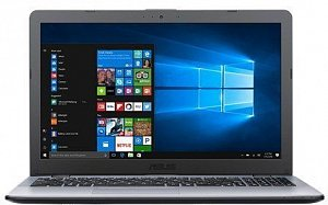 "15.6"" Ноутбук ASUS VivoBook X542UF-DM042T i3 7100U 4Gb, 500Gb, Mx130 2Gb, Windows 10 (90NB0IJ2-M04770)"