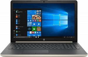 "Ноутбук HP 15-da0180ur i5 8250U/8Gb/SSD 256Gb/Mx130 4Gb/15.6""/IPS/FHD/W10/gold (4mt90ea)"