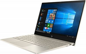 "Ноутбук HP Envy 13-ah1002ur i5 8265U/8Gb/SSD 128Gb/620/13.3""/IPS/FHD/W10/gold (5cs46ea)"