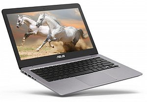 "Ноутбук ASUS Zenbook UX310UA-FB1103, 13.3"", IPS, i3 7100U, 8Gb, 256Gb SSD, HD Graphics 620, Endless"