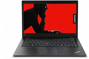 "Ноутбук LENOVO ThinkPad L480, 14"", IPS, i5 8250U, 8Gb, 1Tb, UHD Graphics 620, Windows 10 Pro"