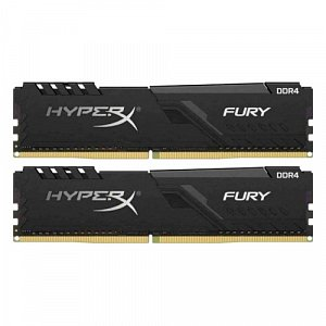 Модуль памяти DDR4  8Gb KINGSTON HX426C16FB3K2/8 2666MHz DDR4 CL16
