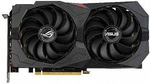 Видеокарта ASUS GeForce GTX 1650SUPER ROG-STRIX-GTX1650S-4G-GAMING, 4ГБ, GDDR6, Ret